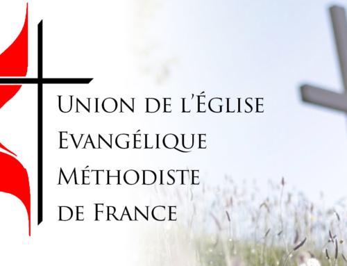 Lettre pastorale Conseil méthodiste européen