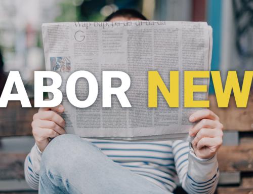 Tabor news février 2021